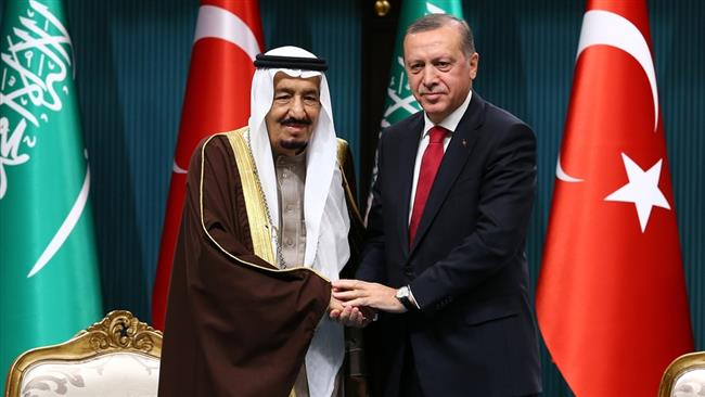 Saudi-Turkish relations deteriorate over Qatar
