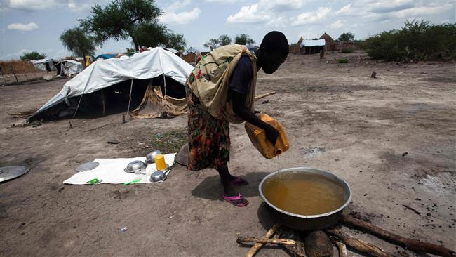 S Sudan has world's fastest growing displaced population, UN warns