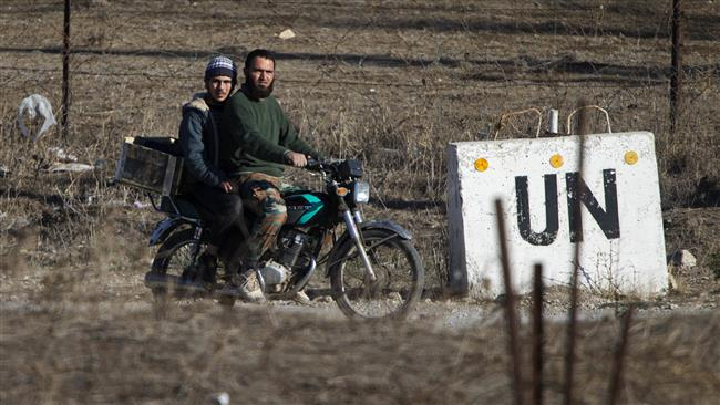 UN raises alarm over rise in contacts between Israel troops, Syria militants