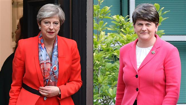 May's talks with DUP to stay in power not going as expected: Reports