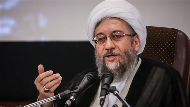Judiciary chief: Don't test Iran's defensive power