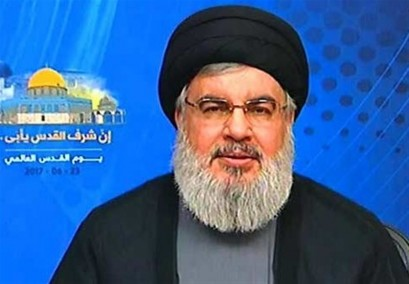 Any new war against Lebanon doomed to failure: Nasrallah