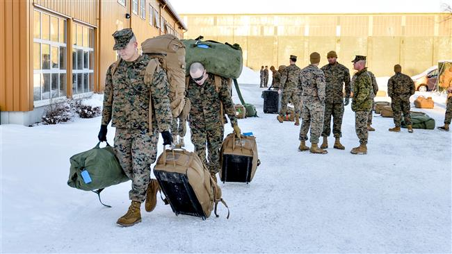 US troops stationed in Norway worsening tensions: Russia