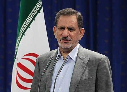 Iran's First VP congratulates Muslims on Eid al-Fitr