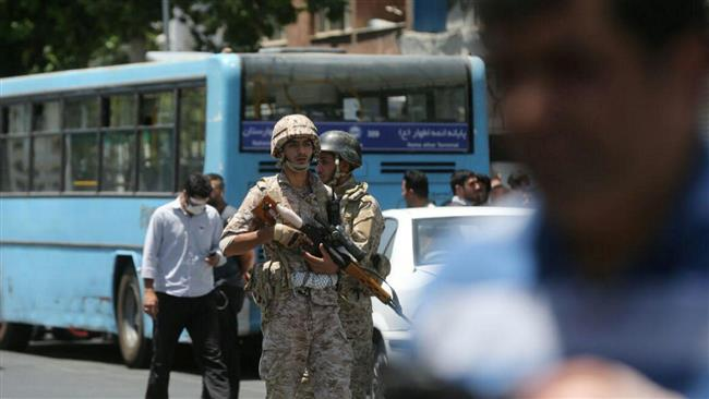Iran detains over 50 terrorists in western Kermanshah Province
