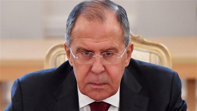 Lavrov: Russia to respond 'in proportion' to US strike on Syria