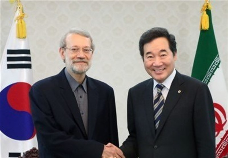 Larijani says Iran to use ties with Pyongyang to help inter-Korean relations