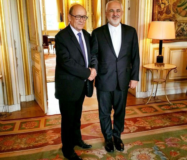 Iran, France stress political consultation on regional issues