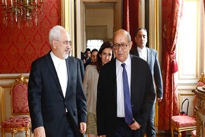 Iran, France call for closer cooperation on bilateral, regional issues