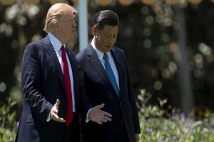 China's Xi raises concerns with US's Trump