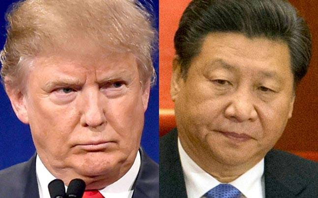 Trump urges China to end North Korea 'nonsense'