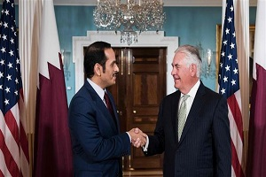 US warns crisis between Qatar, neighbors could last for months