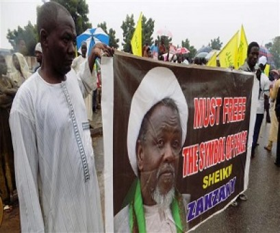 Nigeria court rejects Shia cleric's lawsuit against army