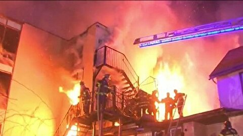 Young Journalists Club - Massive fire erupts at Rockland County nursing home