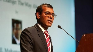Ex-Leader of Maldives in 'Critical' Condition After Assassination Attempt