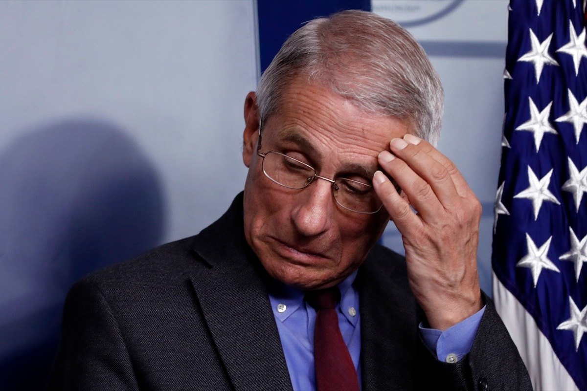 Fauci: US has 'no doubt' undercounted COVID deaths