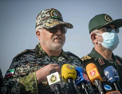 Army and IRGC air defense forces ready to confront any threats