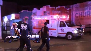 10 killed and injured in shooting on Chicago