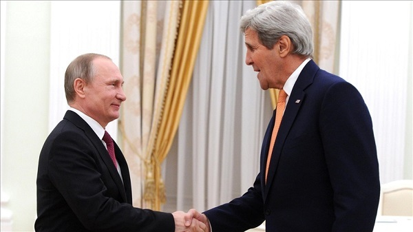 Russian president, US climate envoy discuss cooperation on environmental challenges