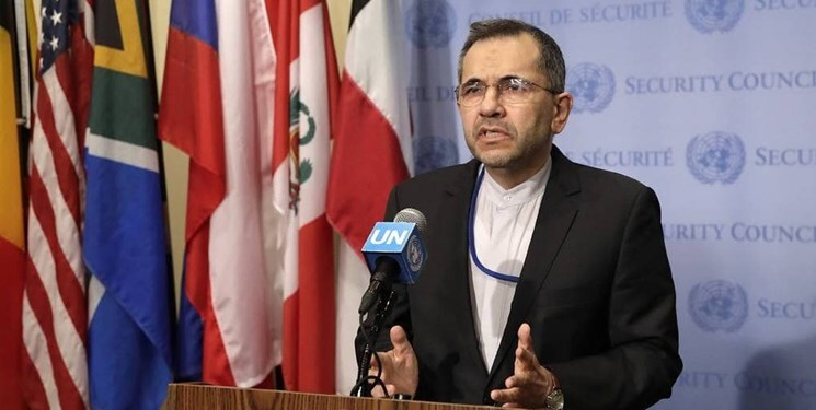 Iran's firm support for Cuba in the fight against US illegal actions