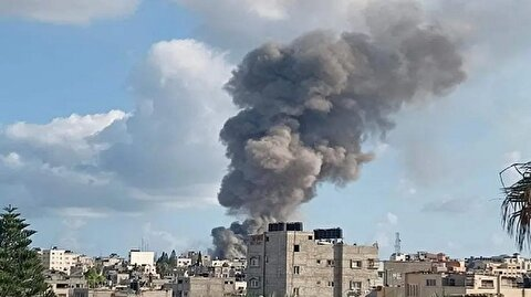 Young Journalists Club - 1 killed in explosion at Gaza City market