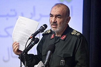 IRGC Commander Elaborates on Measures to Resolve Water Shortage Problems in SW Iran