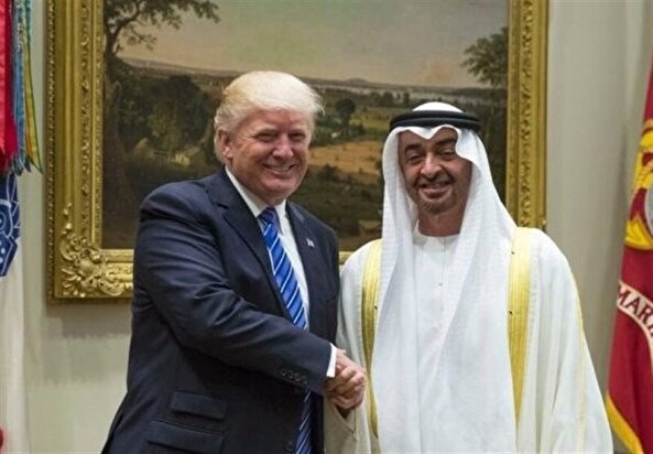 The UAE has spent millions of dollars lobbying the Trump administration