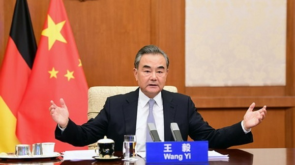 China's Foreign Minister Chides U.S. for Considering Itself Superior, Offers 'Tutorial'