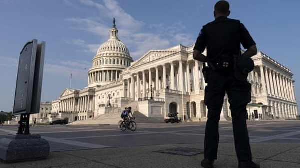 Police Officers Recount Horrors from the Jan. 6 Attack on the U.S. Capitol