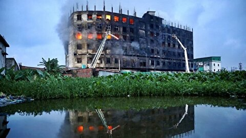 Young Journalists Club - Bangladesh factory fire leaves 52 dead, dozens injured