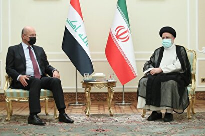 Raeisi: The Islamic Republic of Iran wants a strong and powerful Iraq