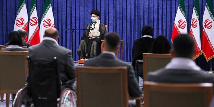 Supreme Leader Calls to Support the Athletes Refraining from Recognition of Zionist Regime