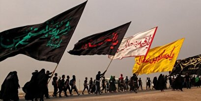 Deployment of security forces in Babylon, Iraq to provide security for the Arbaeen pilgrims