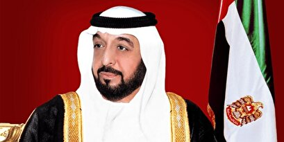 The President of the UAE received a message from the President of Iran
