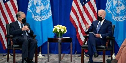 Biden meets with UN Secretary General Guterres: America committed to multilateralism