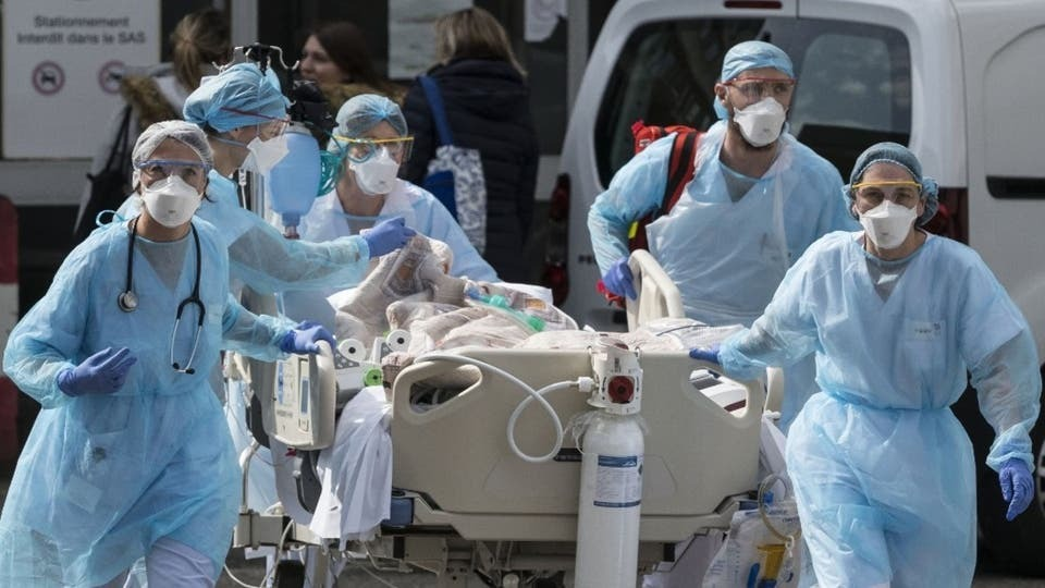Iran Covid-19 live Update: Over 17K New Cases, 379 Deaths