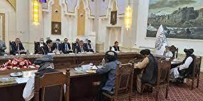 Russia, China and Pakistan agreed with the Taliban