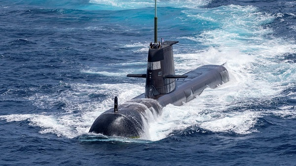 Paris to Bill Canberra for Cancellation of Submarine Deal After AUKUS Pact