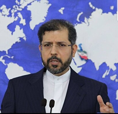 Iran's response to the projection of the British Foreign Secretary