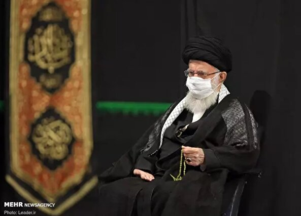 The Leader of the Revolution offers his condolences to the family of the