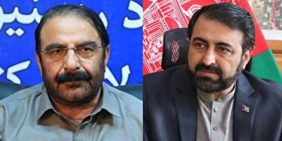 Escape of 2 former Afghan officials with millions of Afghanis