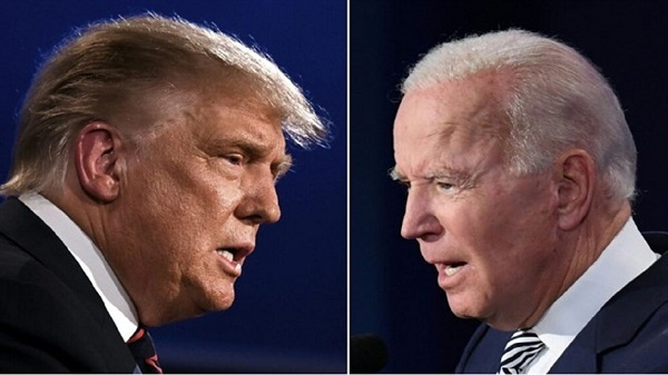 Poll shows Trump with wide lead over Biden in 2024