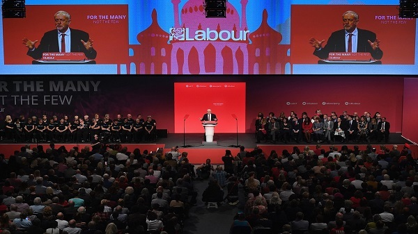 UK Labour Party votes for motion calling Israel an apartheid state