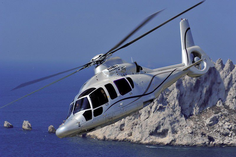 Airbus Helicopters H۱۵۵ ($۱۰ Million)